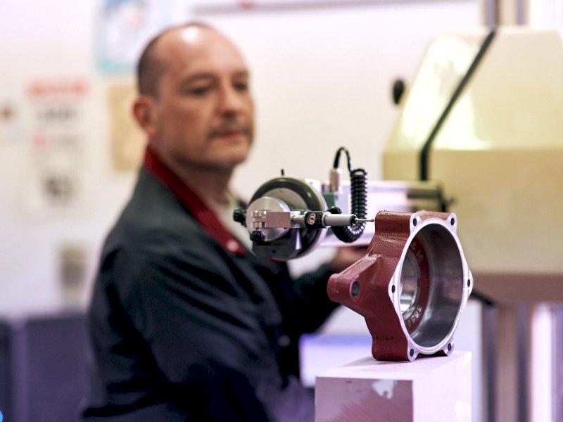 Dufetre Michat - métier 3D dimensionnal control