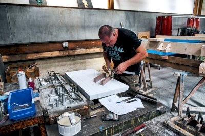 Dufêtre Michat, Solution réalisation d'une pièce de fonderie à partir d'un plan 2D